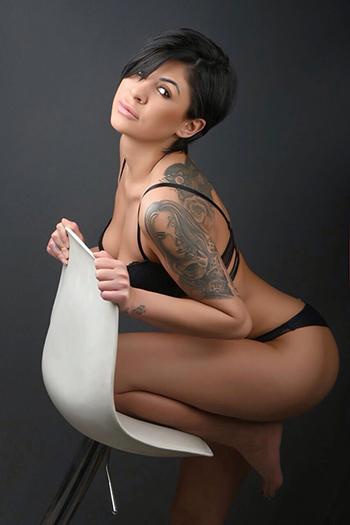 Escort Berlin Model Kleo immer für ein Sex Abenteuer bereit
